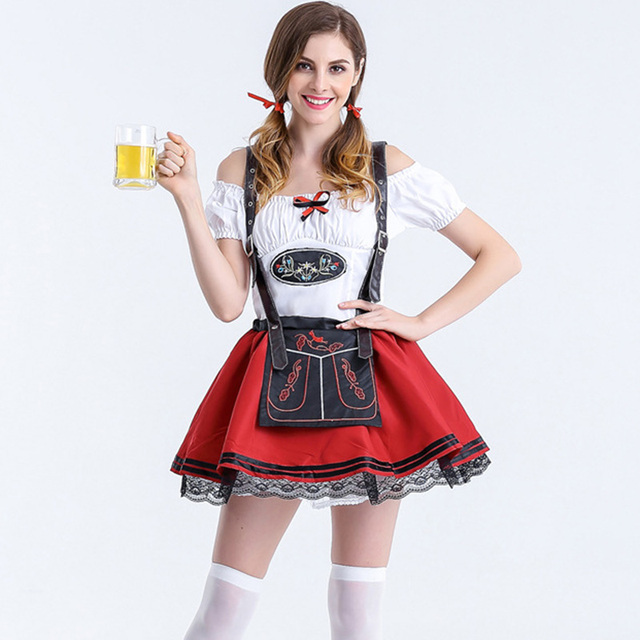 Sexy beer costumes
