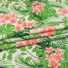 Nanchuang Zakka Cotton Linen Fabric Handmade Hometextile Cloth For Sofa Curtain Bag Cushion Furniture Cover Material 50x150cm