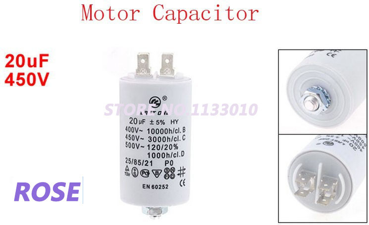 Online Buy Wholesale Capacitor 20uf 450v From China