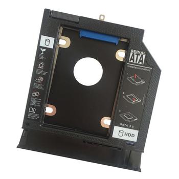 Uniwersalny dysk twardy SATA 2nd SSD dla Lenovo IdeaPad 320 320-14IKB 320-15AST 320-15ISK 320-15IKB napęd dysku twardego Caddy tanie i dobre opinie Brak 310 310-15 310-15ISK 310-15IKB 310-15ABR 300 300-15ISK TXZHAJGHON eSATA SATA II SATA III 2 5 Drive