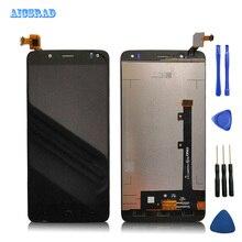 AICSRAD original For BQ AQUARIS V / U2 /  U 2 LITE LCD display and Touch Screen Assembly perfect repair part bqV +Tools