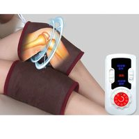 Electric Heating Hot Knee Pads Care Tool Moxibustion Pack Leg Therapy Electronic Moxa Nursing Warm Old Cold Legs Compress Bag
