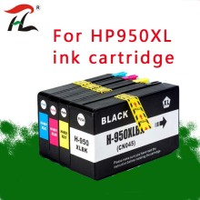 4pk ink cartridge for HP 950XL 951XL For HP950 For HP Officejet Pro 8600 8610 8615 8620 8630 8625 8660 8680 Printer cartriidges