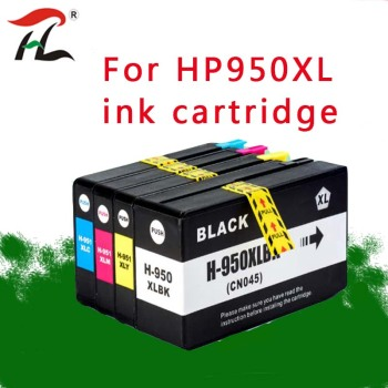 Compatibile Per HP 950XL 951XL 950 951 Cartuccia di Inchiostro Per HP Officejet Pro 8100 8600 8610 8615 8620 8625 251dw 276dw per HP950 image