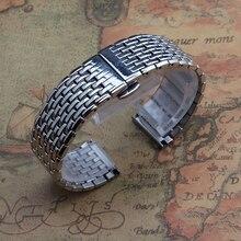 Кварц ремешок тонкий Часы аксессуары браслет с серебряная бабочка пряжка красочные ремешки fit мужские женские часы новый