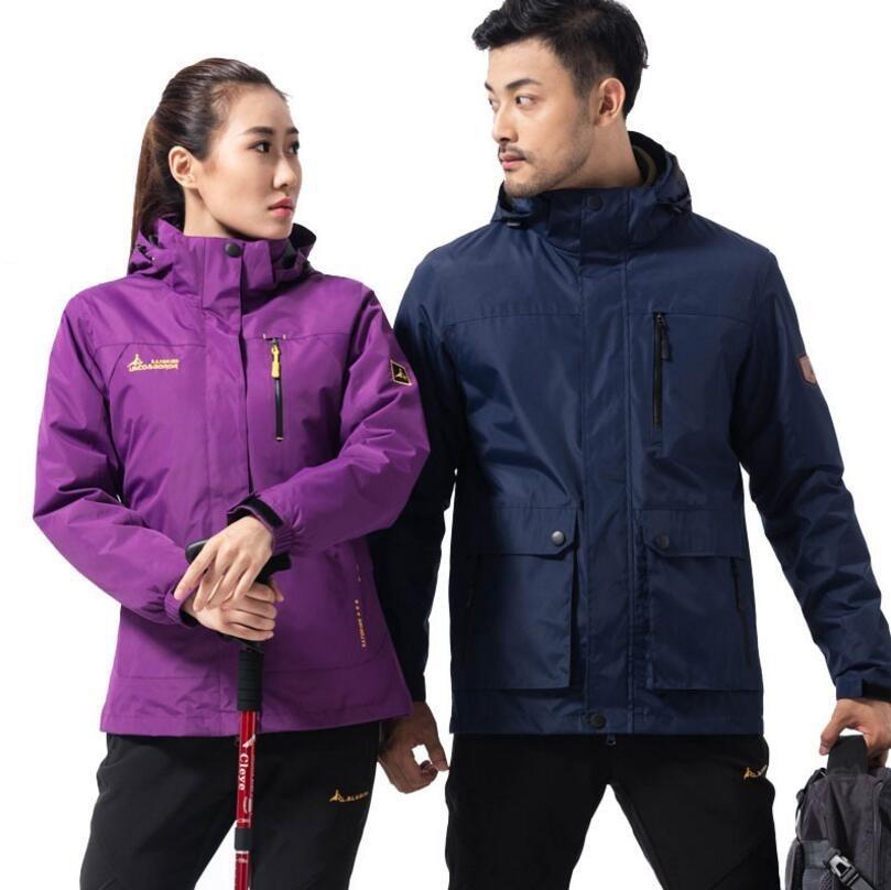 2017 New Famous Brand Winter Jacket Men Patchwork Warm Down Feathers Jacket Coat Hooded Windproof Outwear Hiking Jackets цена