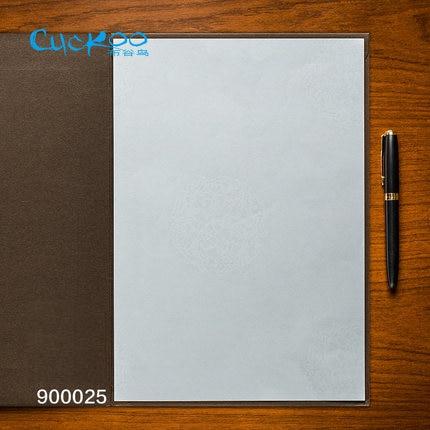 Купить с кэшбэком CUCKOO DIY typesetting nolverty Watermark anti-counterfeiting A4 printable thick paper 25 sheets/bag paper for children/employee