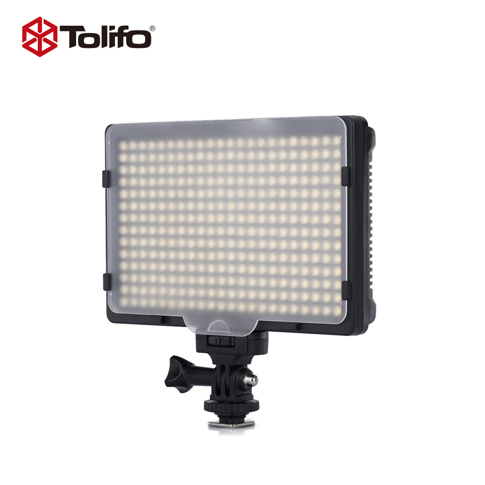 20w Led Dimmable: Tolifo Pt 308S 20w 308 LEDs Mini Size 5600K Daylight