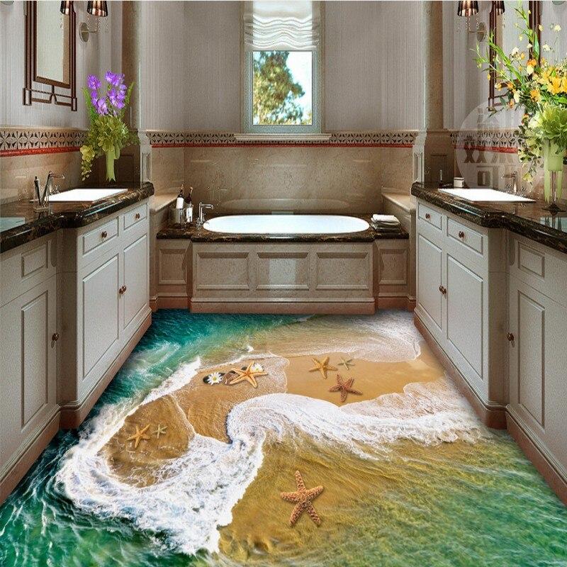 Freies Verschiffen Nach Meerwasser 3d Boden Wand Wohnzimmer Aquarium