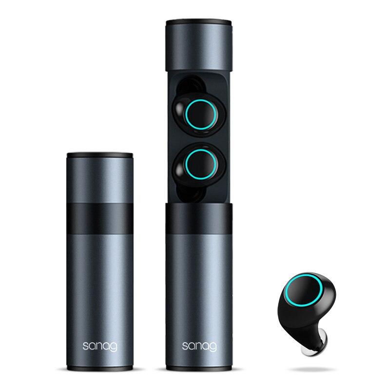 J1 TWS Ultra-light Bluetooth earphone Waterproof ture wireless earbud sport Stereo Headset Phone HD Communication Portable