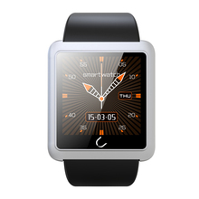U10L Uดูสมาร์ทนาฬิกาข้อมือสำหรับiPhone 6 5 5วินาที4 4วินาทีซัมซุงS4 S5หมายเหตุ4 HTCโทรศัพท์Androidมาร์ทโฟนปรับปรุงU8/U10