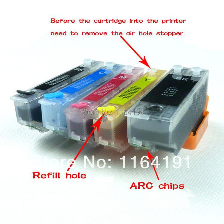 NO.269 T2690 Refillable ink cartridge For Epson Expression