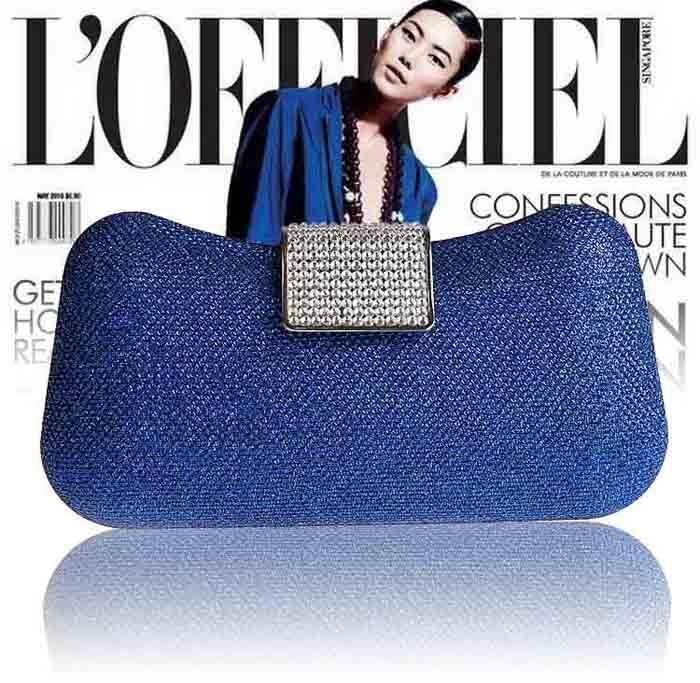 2017 Latest Elegant noble gold chain shoulder bags Princess classic noble clutch small handbags diamond high