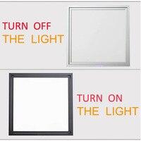 ECOG 12 Wát LED Bảng Điều Chỉnh Đèn 300*300 220 V Trắng cho Parlour Phòng tắm nhà bếp đèn hành lang celling, hiện đại stytle. Good thiết k