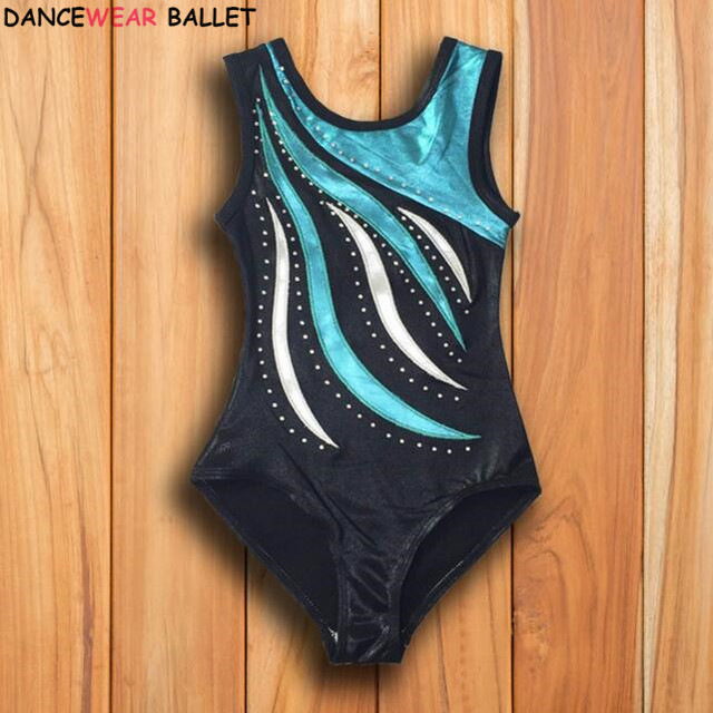New 2018 Rhythmic Gymnastics Leotards For Girl 81c3b420238