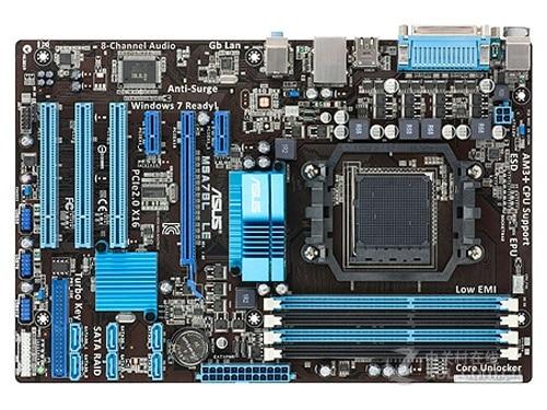 Free shipping original motherboard for ASUS M5A78L LE DDR3 Socket AM3 AM3+ 32G desktop motherboardFree shipping original motherboard for ASUS M5A78L LE DDR3 Socket AM3 AM3+ 32G desktop motherboard