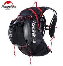 Naturehike 15L Backpacks Reflective Ultralight Outdoor Running Bag Hiking Cycling Sports Lightweight Waterproof