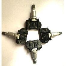 랜드 로버 디스커버리 레인지 로버 스포츠 용 4pcs TPMS 타이어 압력 모니터링 시스템 FW931A159AB LR070840 LR066378 433MHZ