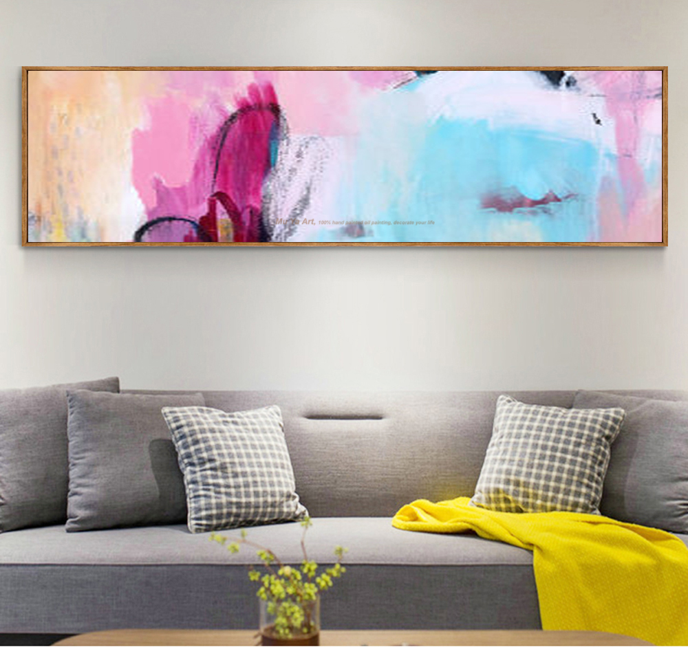 Large Paintings For Living Room Popular Large Watercolor Paintings Buy Cheap Large Watercolor