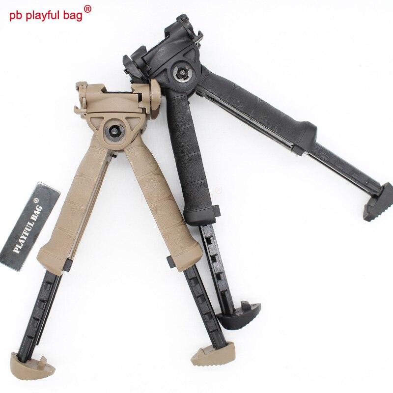 Shooting sports sniper cs club accessory t pod V2 jinming8 M4 tactical grip holder retract gel