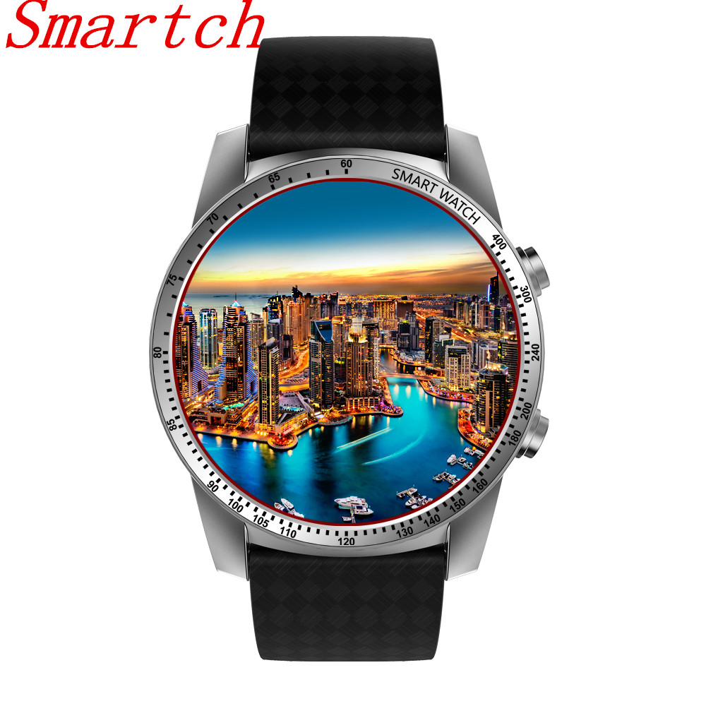 Smartch KW99 Smart Watch Android 5.1 MTK6580 1.39