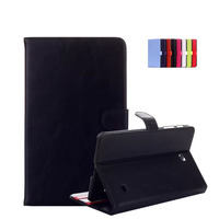 Luxury Pu Leather Case Stand Cover Case For Samsung Galaxy Tablet 10 Inch Case For Samsung