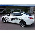 free shipping car whole body sticker fire shape for toyota corolla camry 86 Allion Aurion Auris Avensis Avalon Belta Mark X