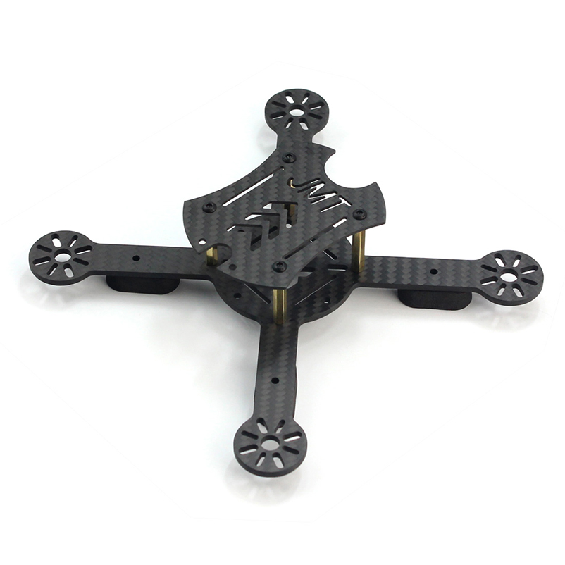 JMT X180 DIY BNF Assembled Frame Kit Superlight Mini RC Racing Drone with OSD FPV HD 700TVL CAM FUTEBA FASST RX NO TX F21233-C jmt x180 diy quadcopter pnp assembled racer kit 180mm super light mini rc racing drone with osd fpv hd camera no rx tx battery
