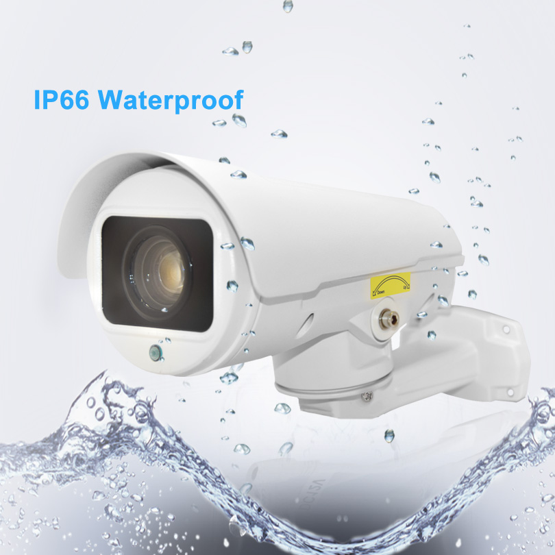 IP PTZ Bullet Kamera 1080 P Full HD Pan 160 Derece 10X Optik Zoom - Güvenlik ve Koruma - Fotoğraf 3