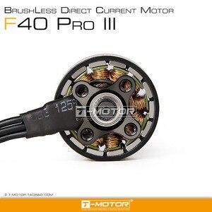 Image 4 - T מנוע Tmotor F40 פרו III 2306 1600/2400/2600kv Brushless מנוע חשמלי עבור FPV מירוץ Drone FPV פריסטייל מסגרת