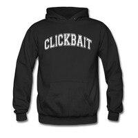 CLICKBAIT Unisex Hoodie Sweatshirt