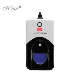 Digital Persona U.Are.U 4500 Fingerprint Reader URU4500 Biometric Reader Fingerprint Scanner 512dpi Optical Fingerprint Sensor