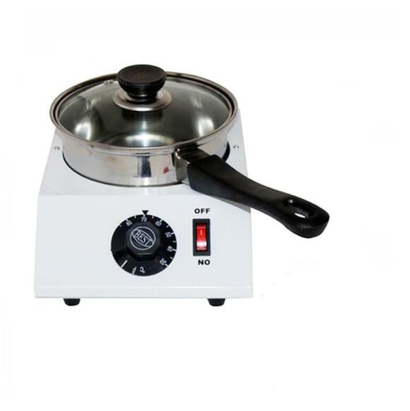 1pc Electric Single cylinder chocolate melting furnace chocolate melter stove machine D20049 1pcs 1000w 8kg capacity electric chocolate melter chocolate tempering machine