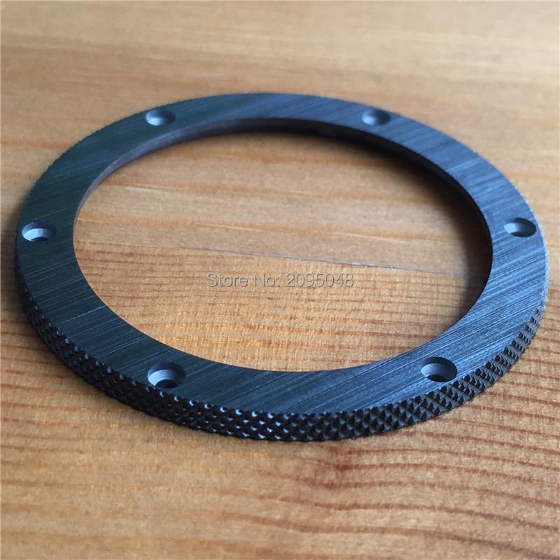 Cubo cerâmico relógio bezels inserções para hublot