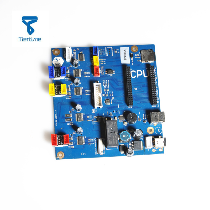 Tiertime Mainboard for Cetus3D Mk2 3D printer купить в Москве 2019