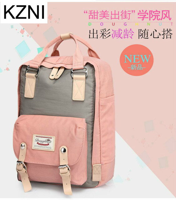 KZNI Land Baby Diaper Bag Large Capacity Mommy Backpack Baby Nappy Tote Bags  Multi-Function c2ef1b78a1629