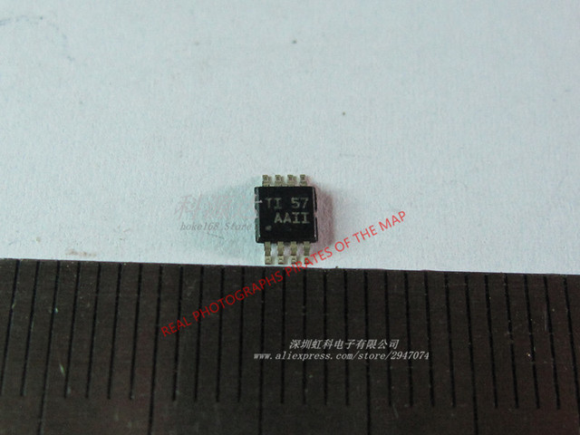 5pcs/lot TPA6203A1DGN  TPA6203 (AAII) MSOP8 1.25-W MONO FULLY DIFFERENTIAL AUDIO POWER AMPLIFIER