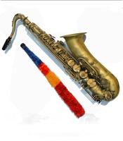 2017 TOP Wpis Francuski Selmer Saksofon tenorowy 54 B Muzyczne Matt Antyczna Miedź Symulacji profesjonalnym Darmowa wysyłka