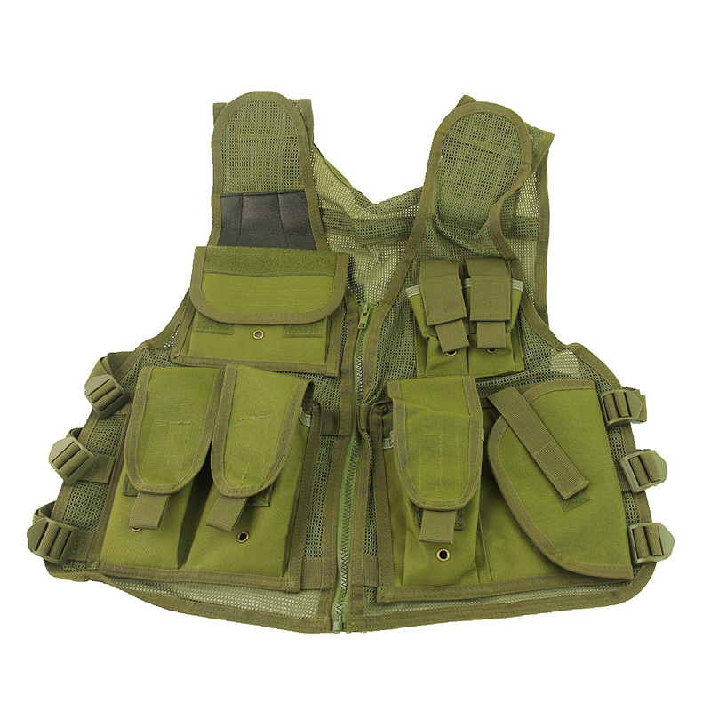 5Color! Military Tactical Vest Outdoor Sport Hunting
