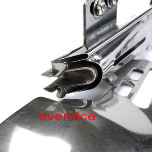 Image 3 - 2 Set Top Clean Bottom Raw Type A Binder W/Screw For Janome Babylock Coverstitch