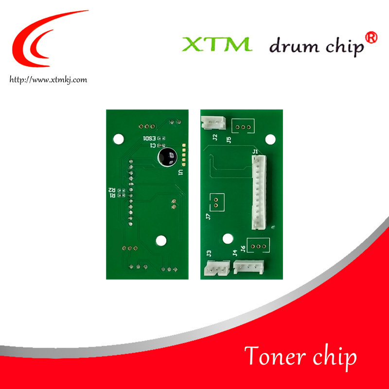 Black Compatible 40G4135 40X7743 fuser chip replacement for Lexmark MS710 MS711 MX710 MX711 MX810 MX811 MX812