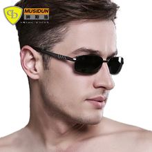 New arrival Fashion polarized driving sunglasses men Brand designer de sol male original fashion female lentes de sol