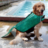 Pet Clothes Dog Life Jacket Mermaid Cold Sea-Maid Pet Costume Swimming Clothes Apparel 3