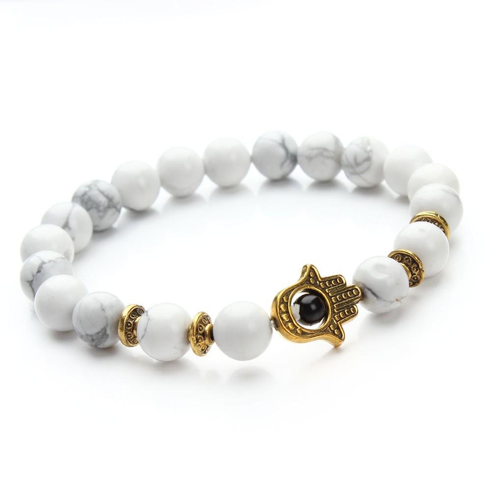 1-pcs-Nature-8mm-Black-Lava-Energy-Stone-Beads-Bracelet-Gold-Hamsa-Hand-Charm-Bracelet-Yoga (2)