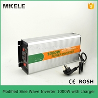 MKM1000 241G C professional suppliers 100Watt charging current power inverter with usb port 5vdc,24v to 120v power inverter sale