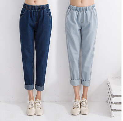 Popular Baggy Jeans Women-Buy Cheap Baggy Jeans Women lots from ...