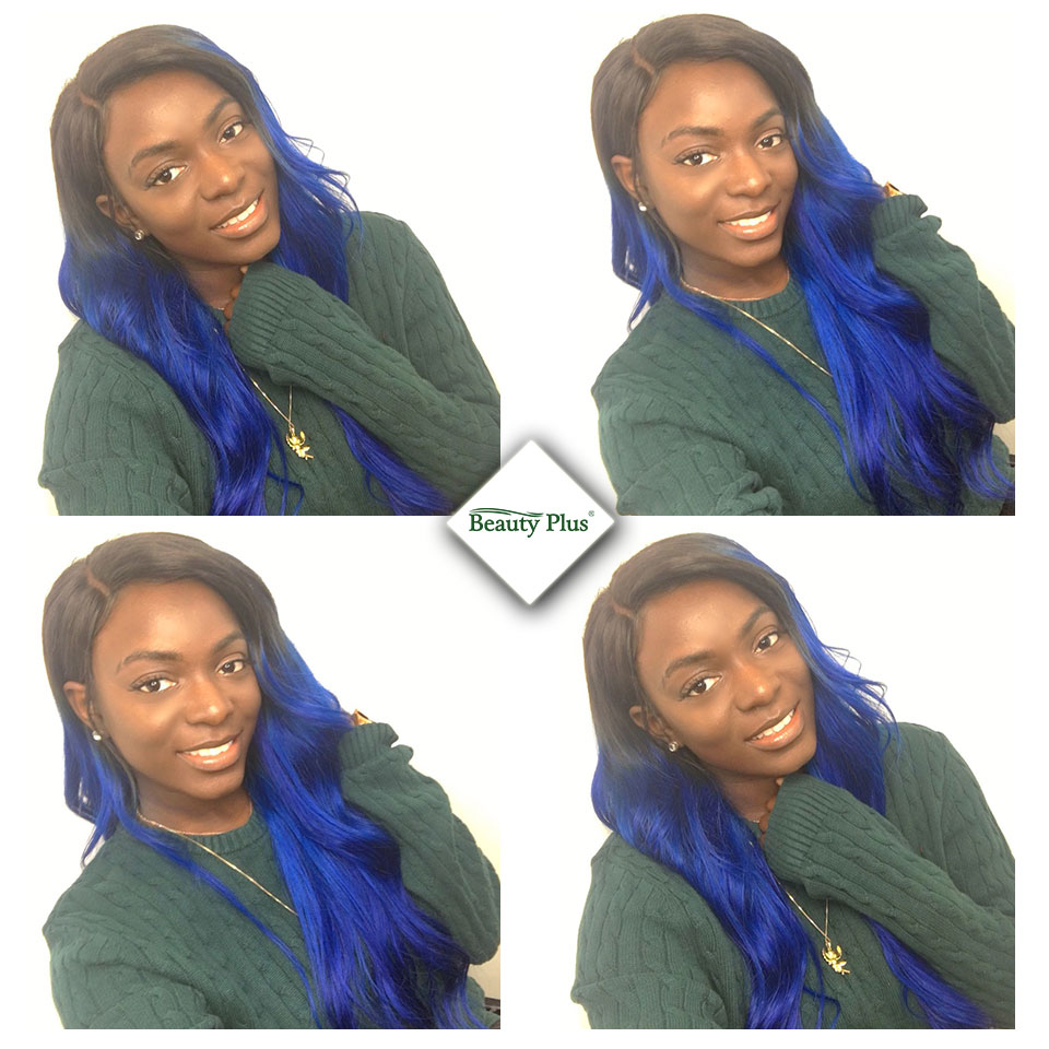 1B/Blue Brazilian PLUS Tone