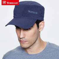 Toread Casual Hat Men Outdoor Sports 2018 Men's Quick Dry Breathable Sun Protection Fishing Hats for Men Trekking Hiking Hat