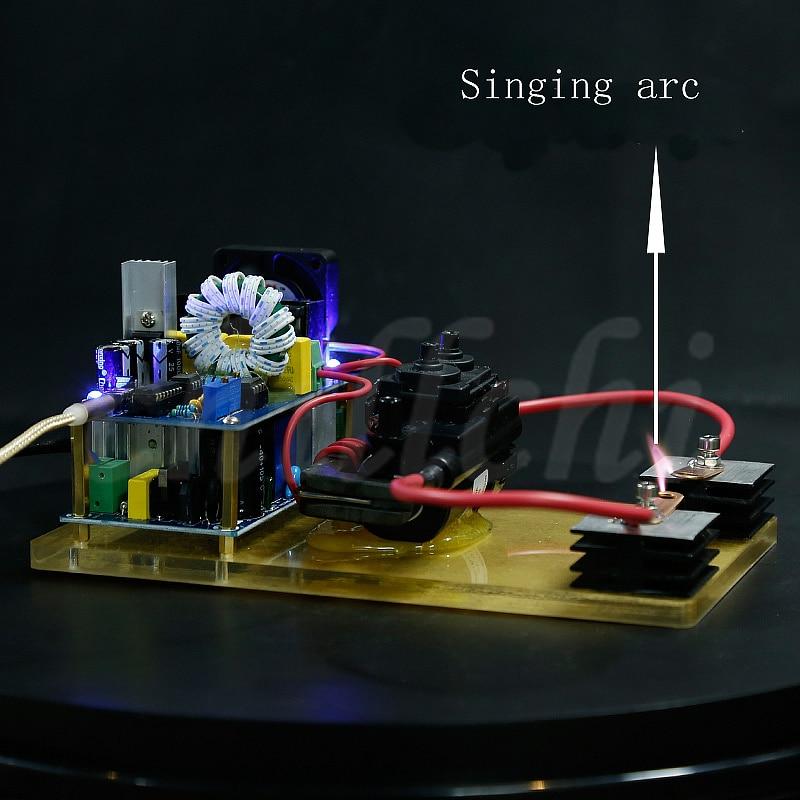 Sound plasma speaker plasma sound classic TL494 plasma stereo single high power Parts