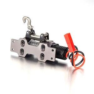 Image 3 - Treuil démulation entièrement métallique avec un seul moteur, pour camion à chenilles RC